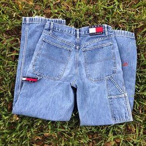 90s Tommy Hilfiger Carpenter Jeans 🎈